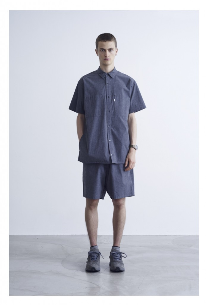 Graphpaper mens look 162ss