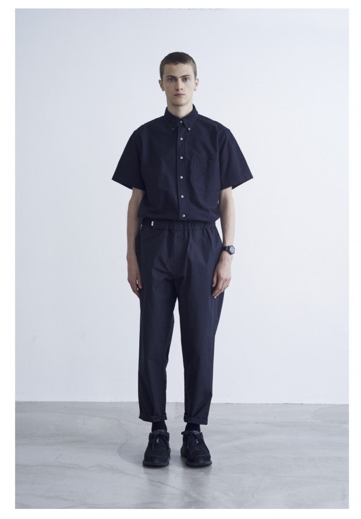 Graphpaper mens look 16ss