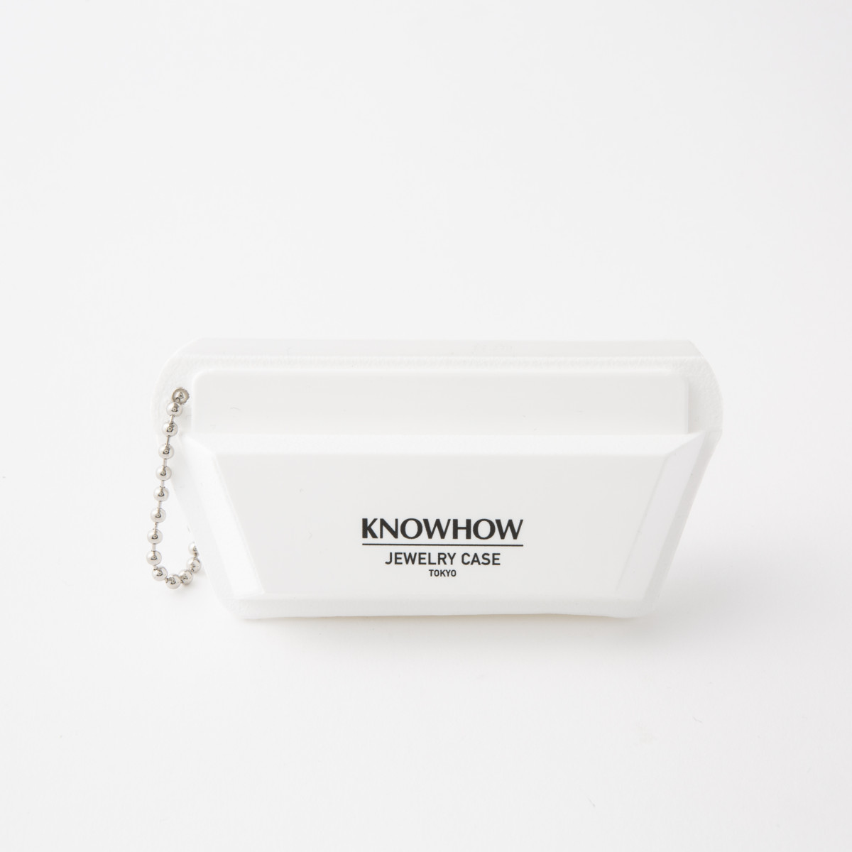 迚ゥ謦ョ繧頑怙邨・KNOWHOW Jewelry Case