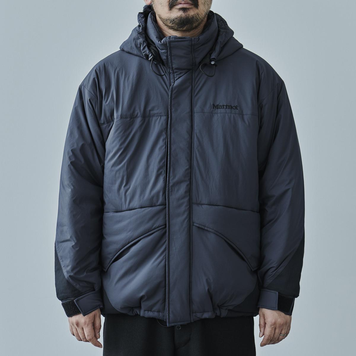 Randonnee Loft Jacket-BLK-1