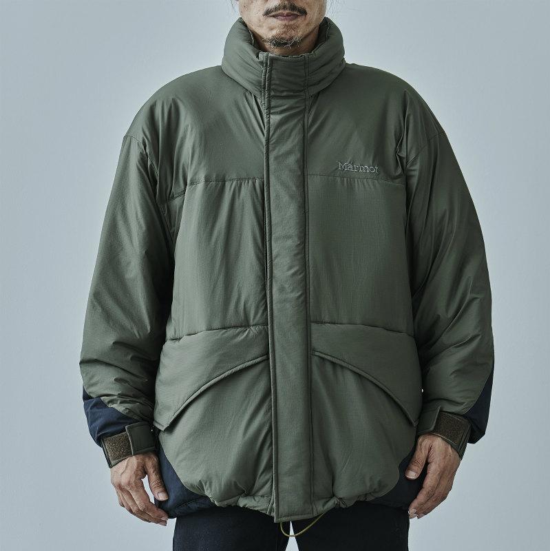 sRandonnee Loft Jacket-OLV-1
